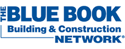 The Blue Book Building and Construction Network logo